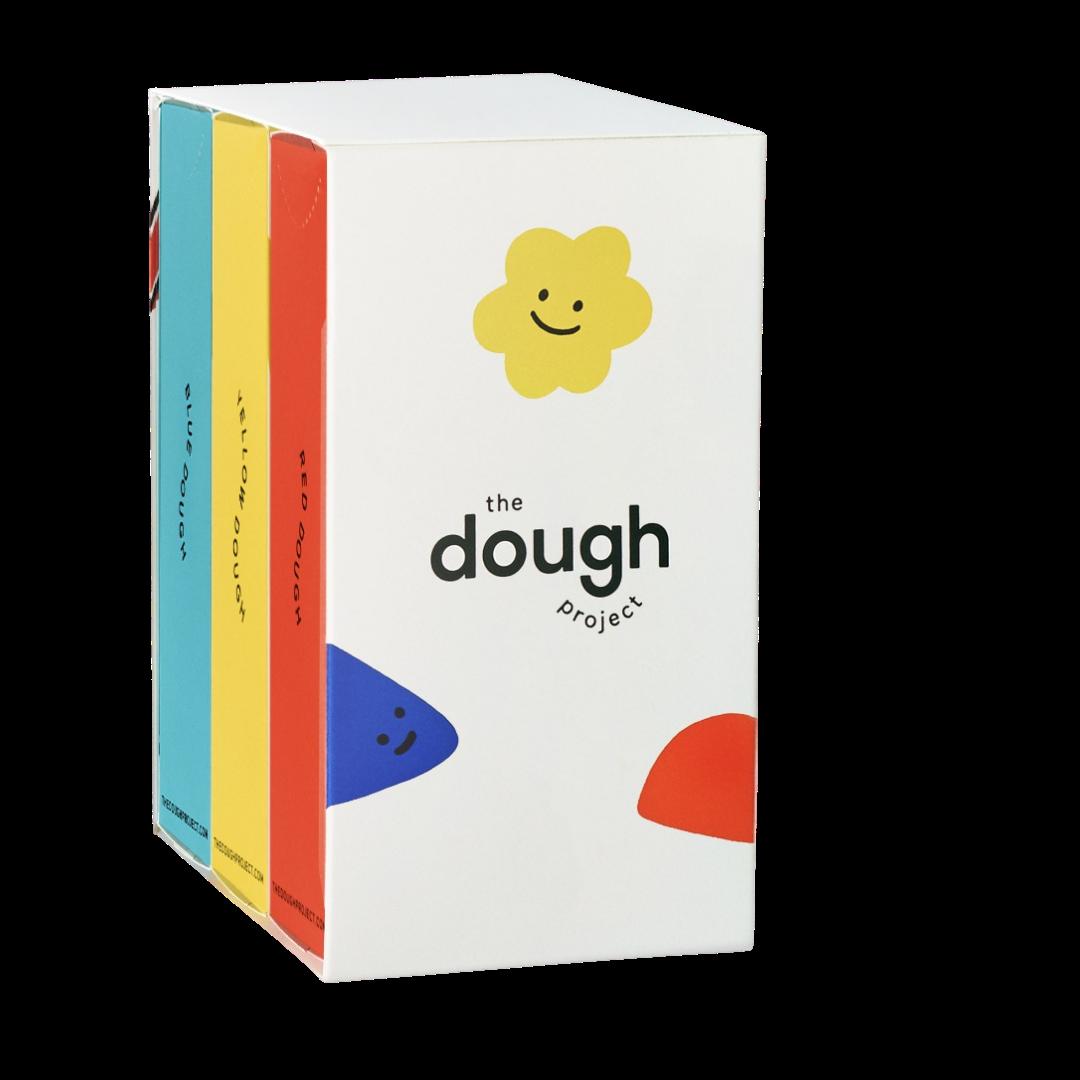 DIY Play Dough Mix