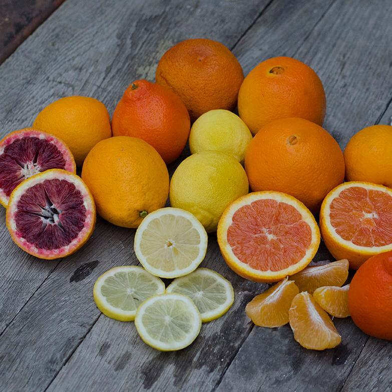 2020 Gotta Have My Citrus | Organic Fruit Club | 6 Shipments