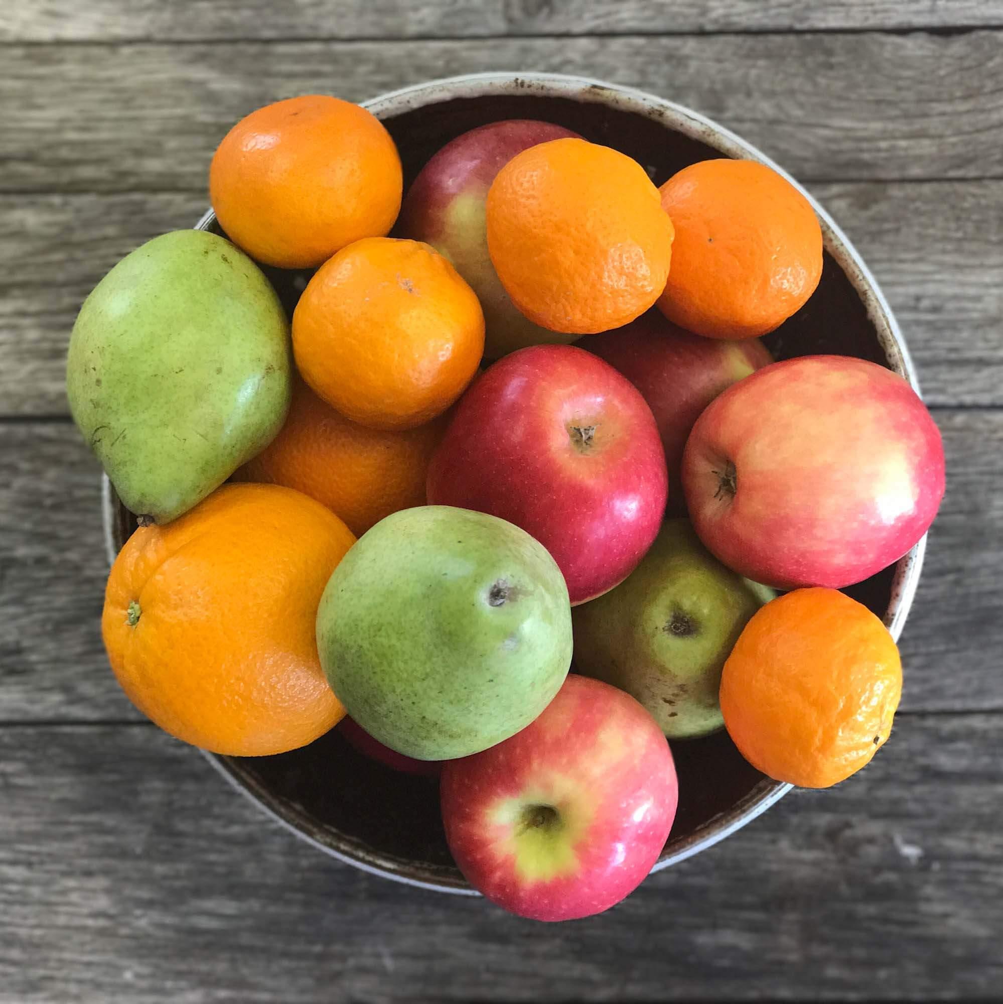 2020 Winter Sampler | Organic Fruit Club | 7 Shipments