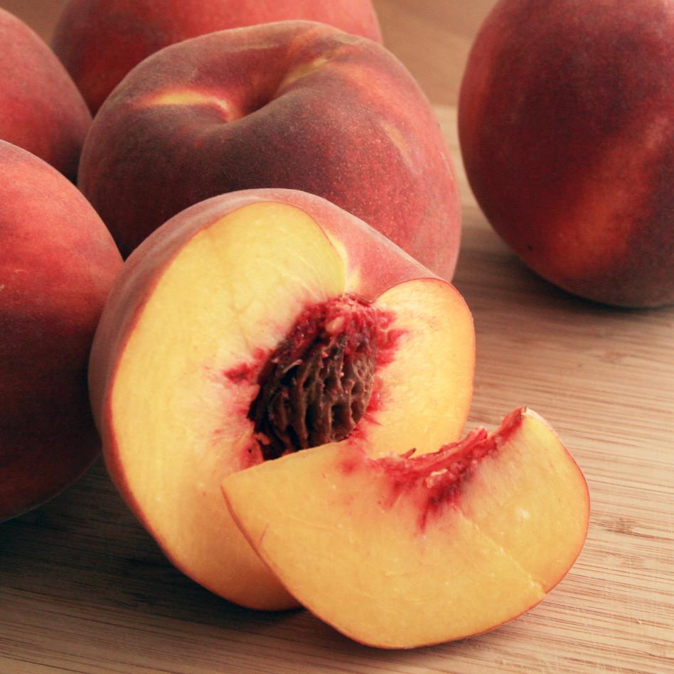 2021 Battle of the Peaches | Organic Fruit Club | 3 Shipments