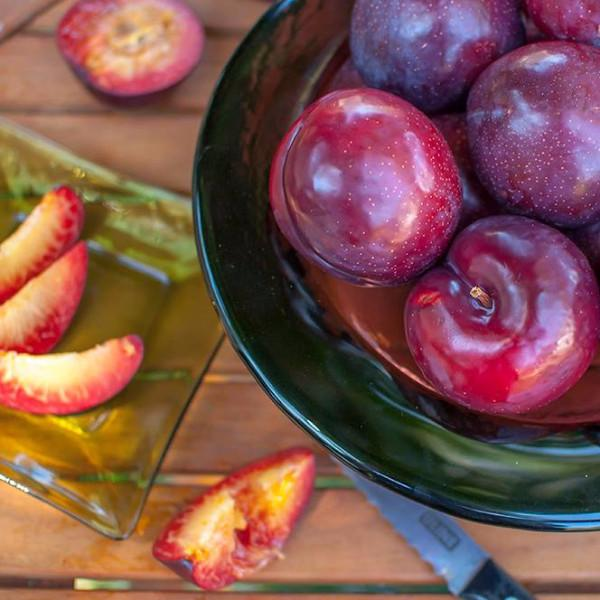 2021 Gotta Have My Plums and Pluots | Organic Fruit Club | 4 Shipments