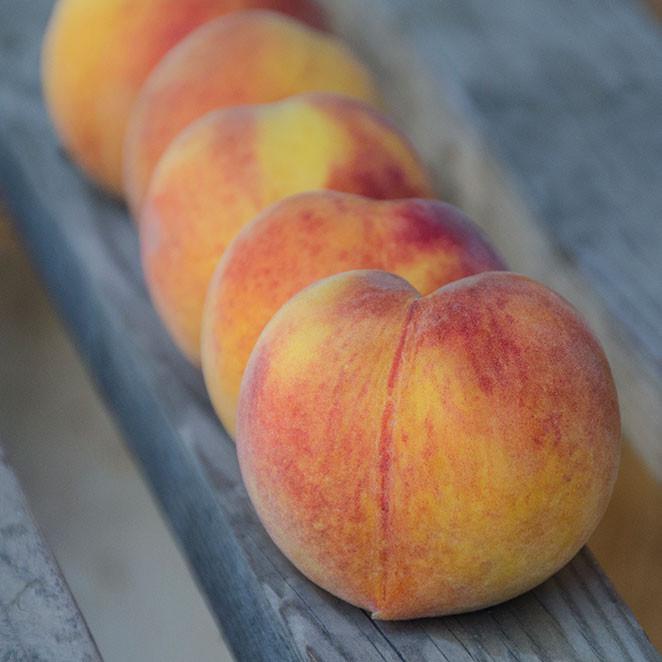 2021 Peachy Picks | Organic Fruit Club | 8 Shipments
