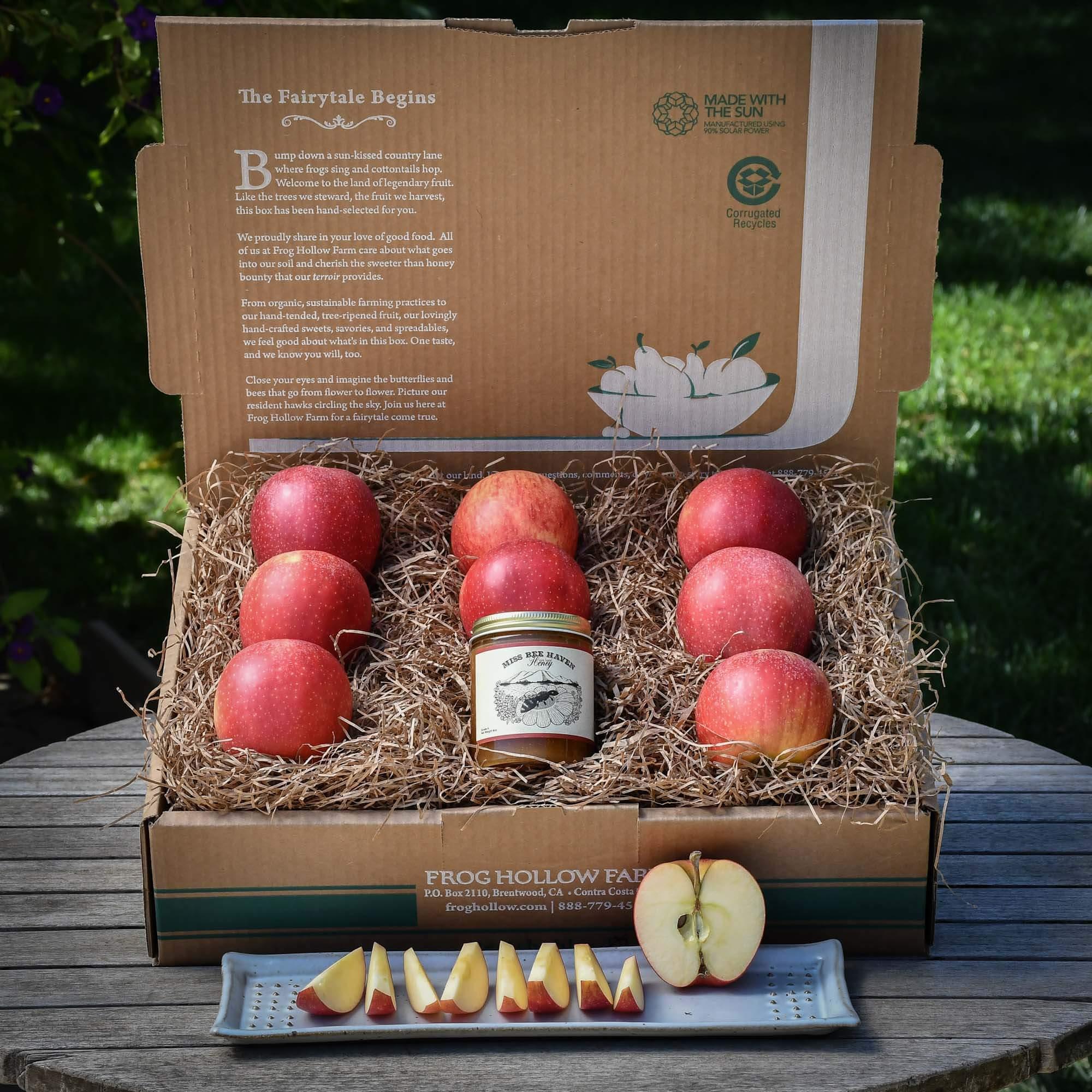 Apples & Honey Box