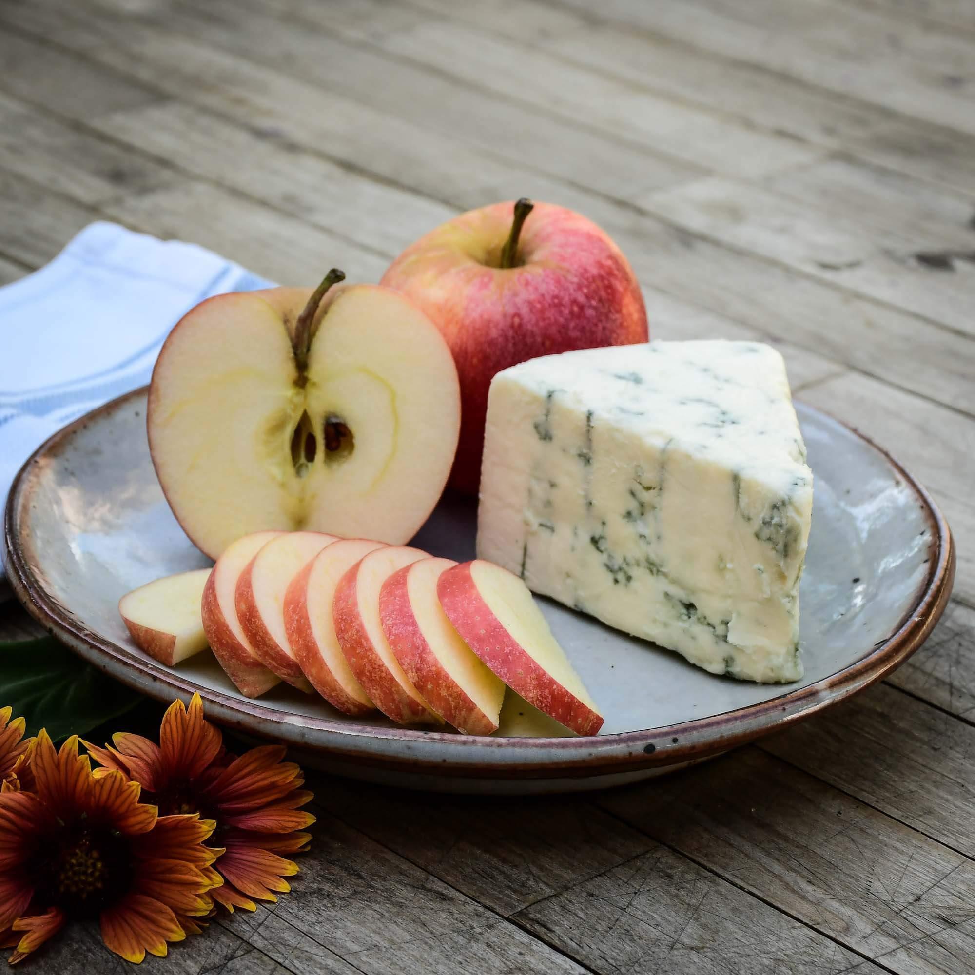 Apples & Cheese Box
