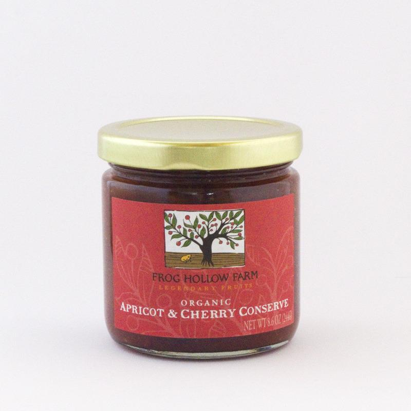 Apricot Cherry Conserve