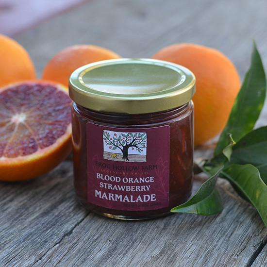 Blood Orange & Strawberry Marmalade