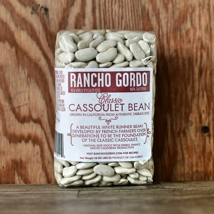 Cassoulet (Tarbais) Bean