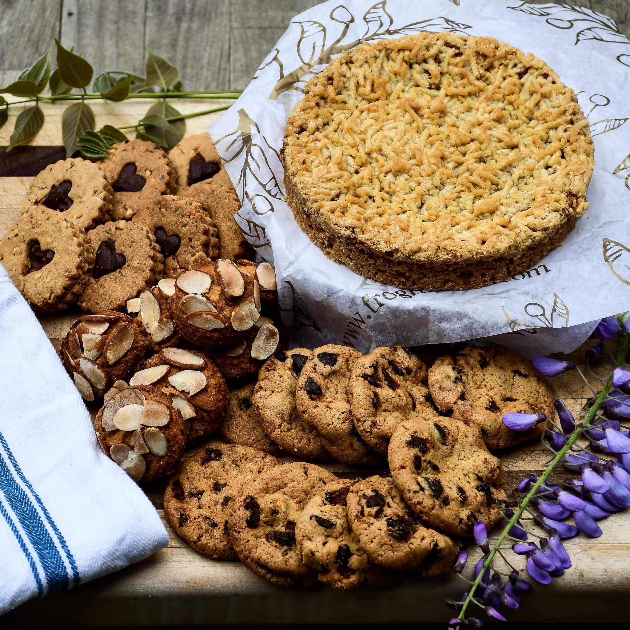 Cookielicious Gift Basket