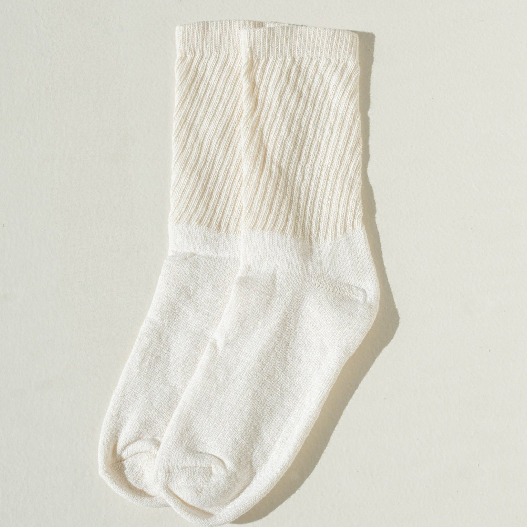 Organic Cotton Cozy Sock 3 Pack