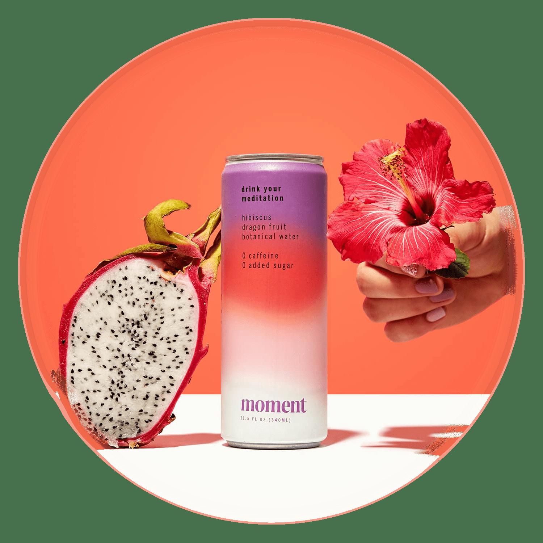 hibiscus dragon fruit