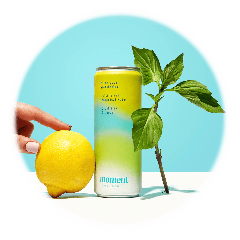 tulsi lemon