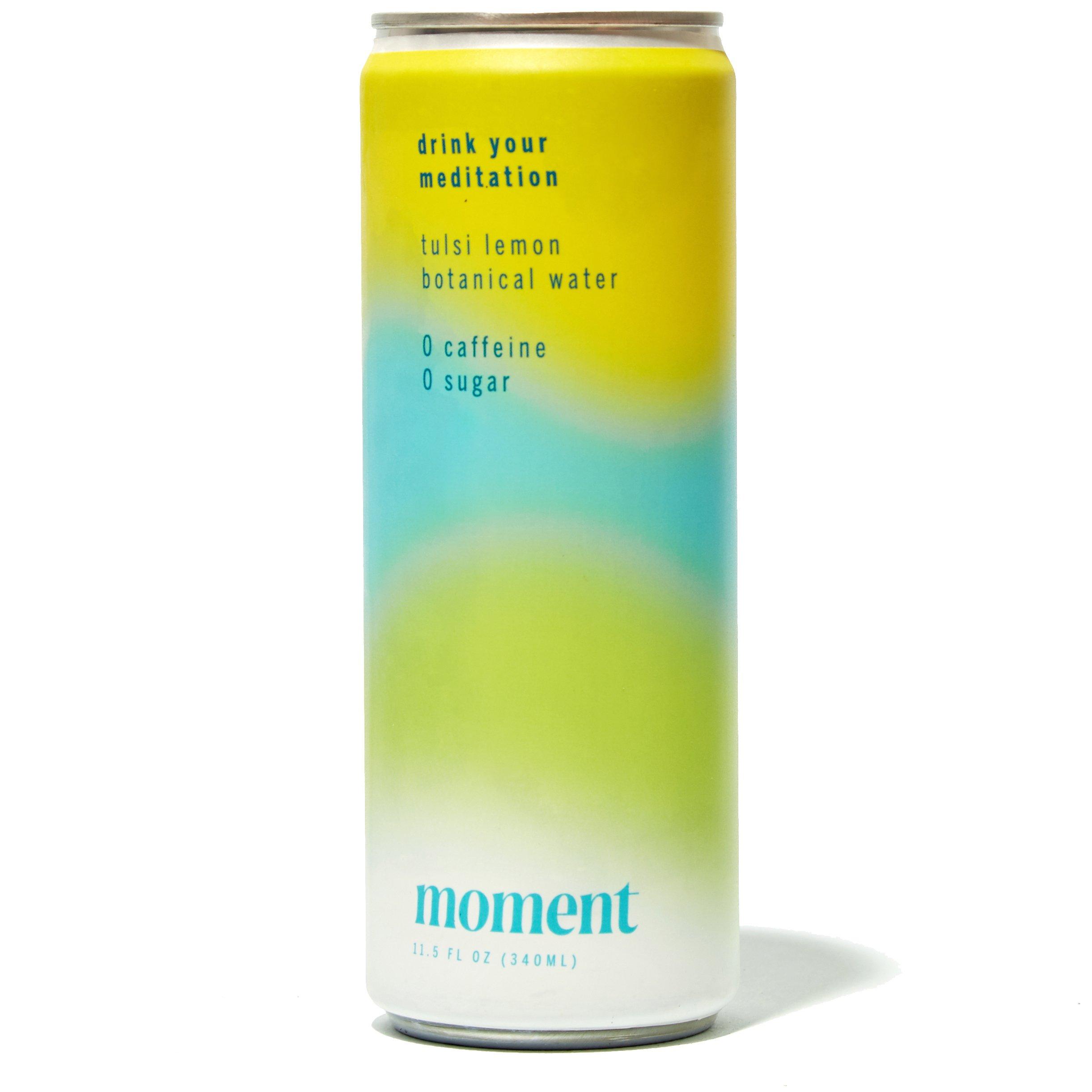 Tulsi Lemon Botanical Water (12-Pack)