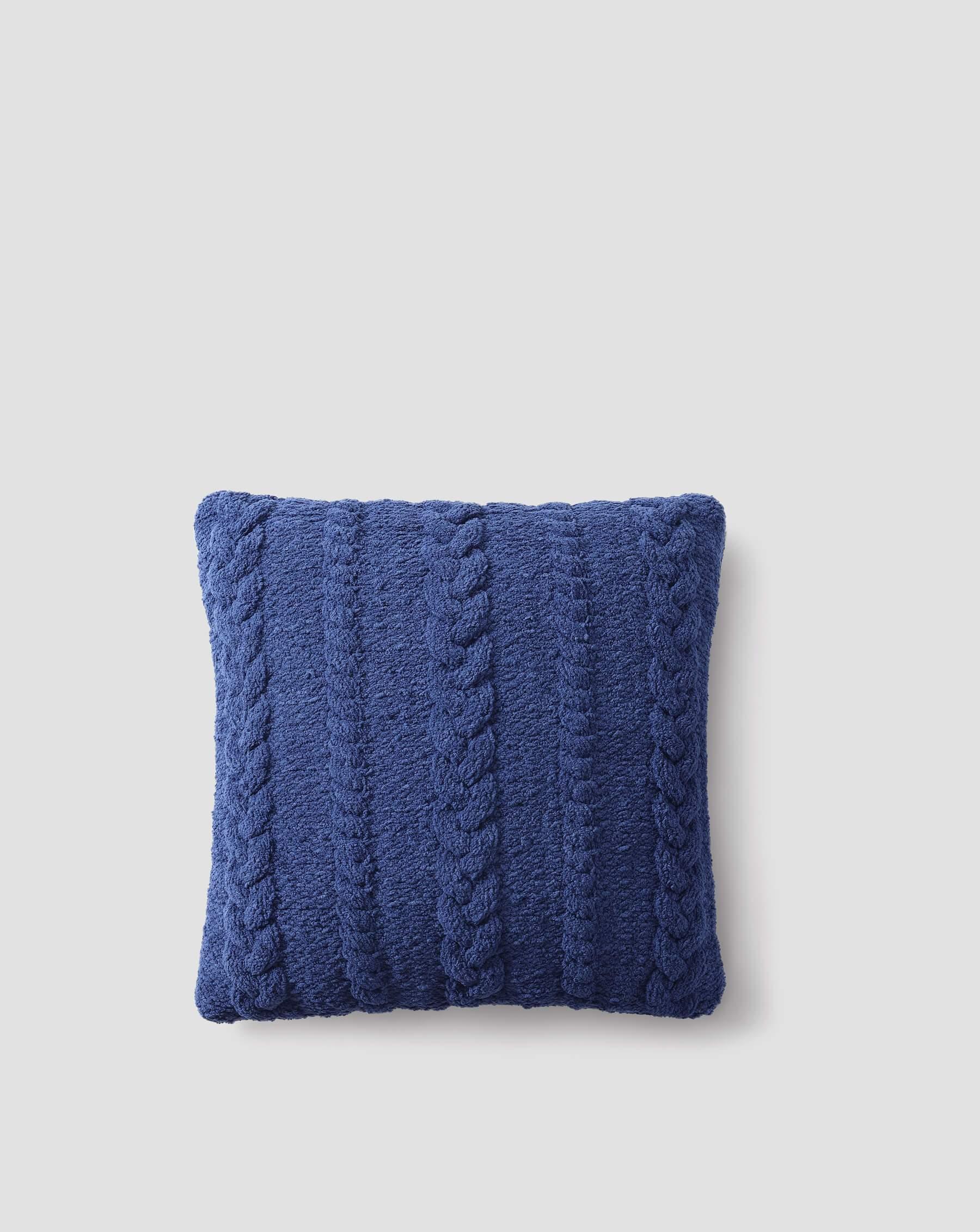 Braided Throw Pillow