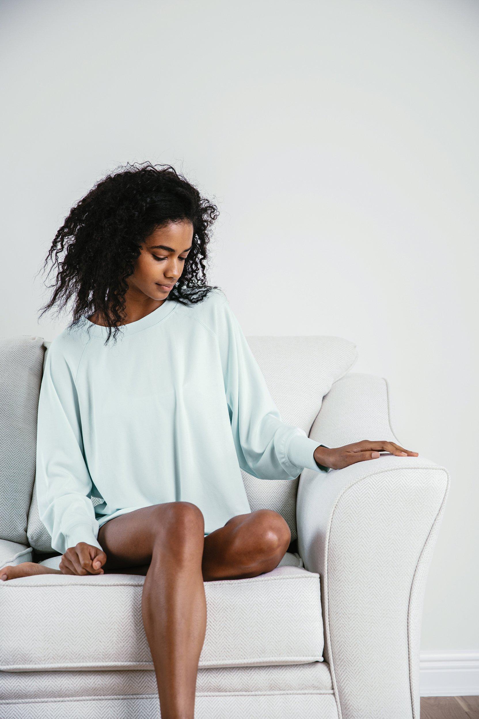 Siesta Modal Lazy Pullover