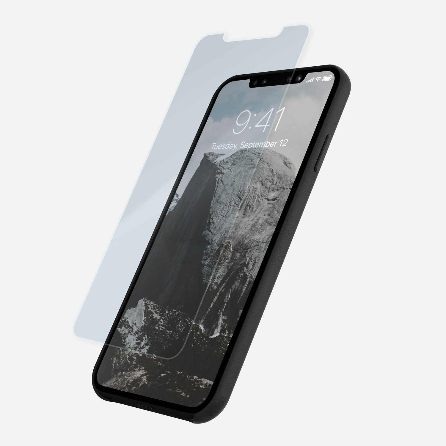 2.5D Tempered Glass