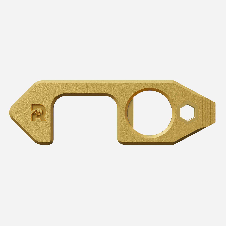 The Hook <br> Door Opener Multi-Tool