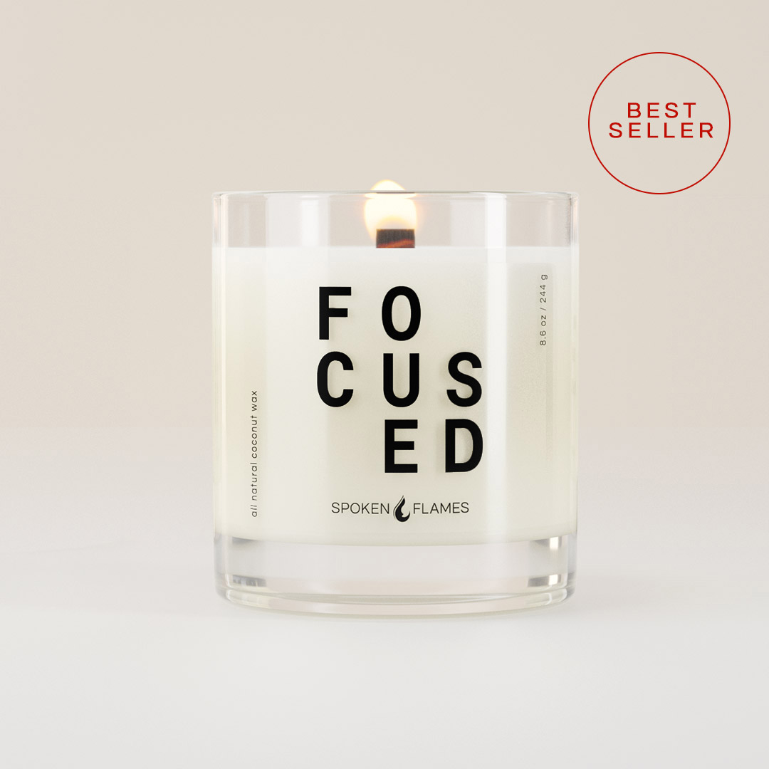 Focused Candle