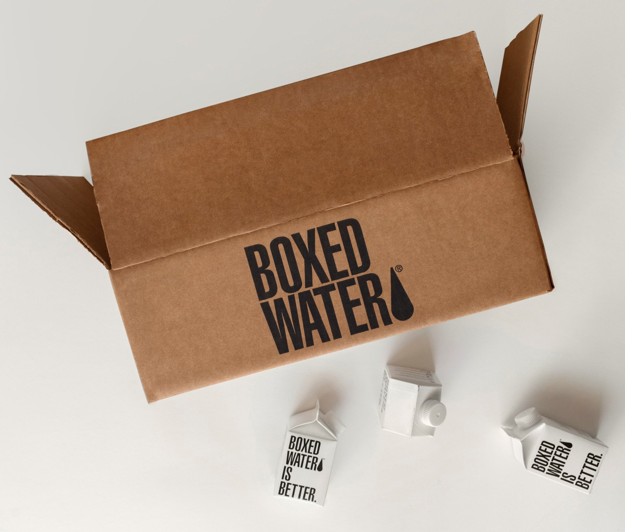 250mL Boxed Water 24 Pack