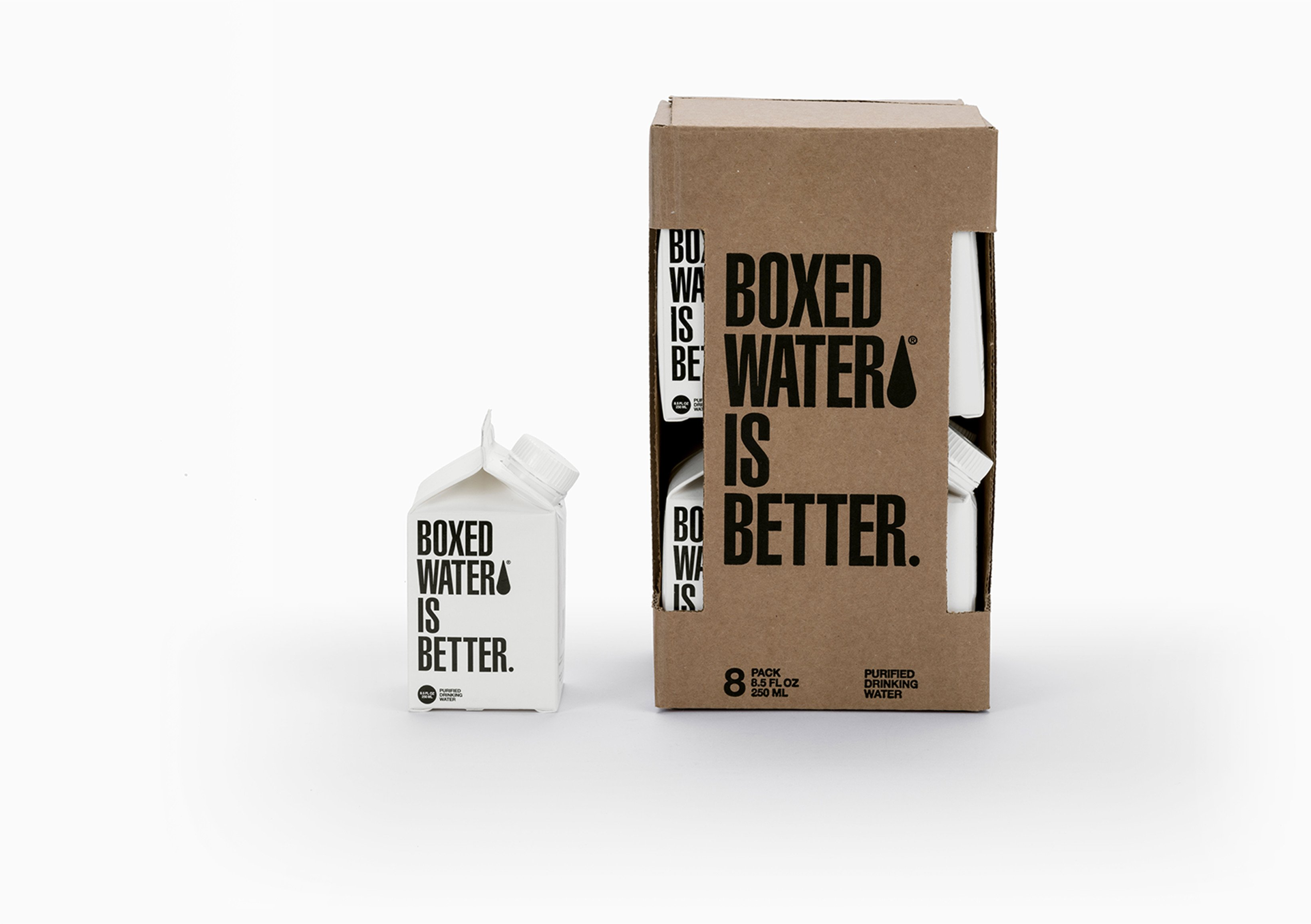 250ml Boxed Water  10.00% Off Auto renew