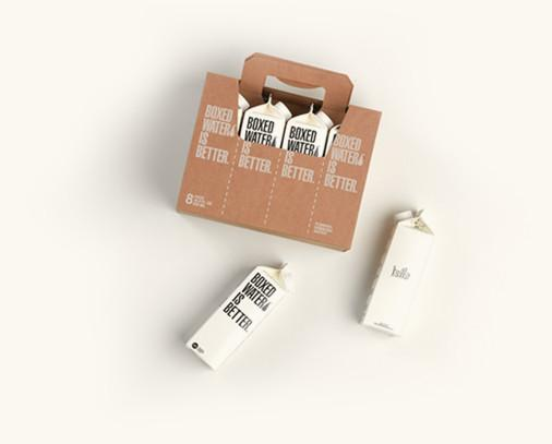 Boxed Water 8 Pack