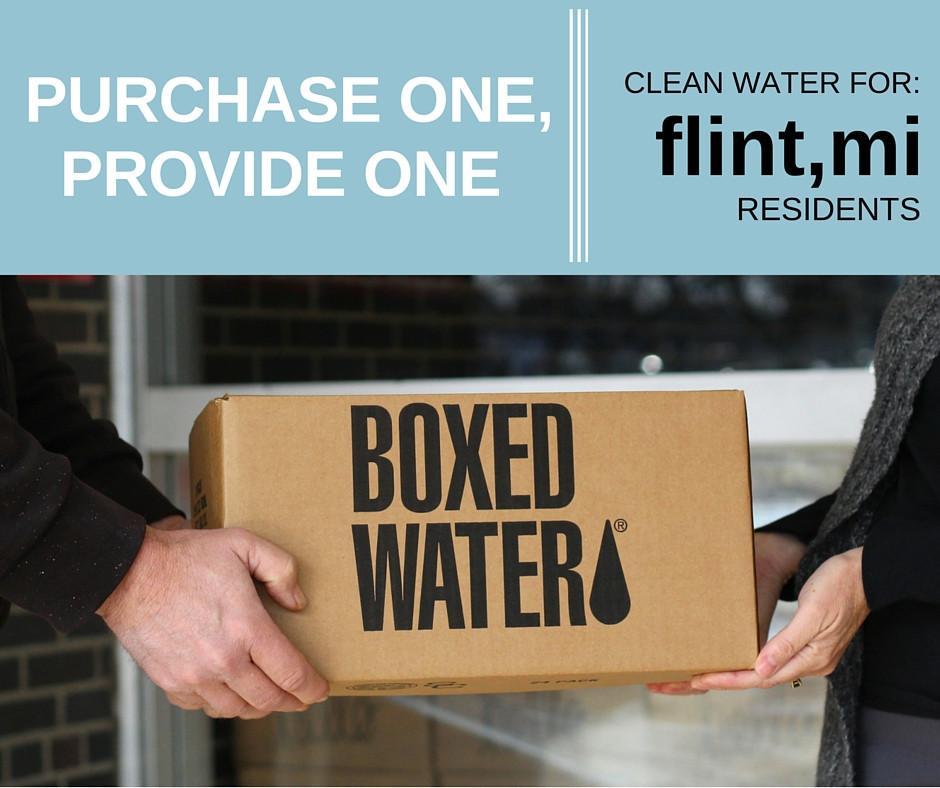 Flint, MI: Purchase One, Provide One
