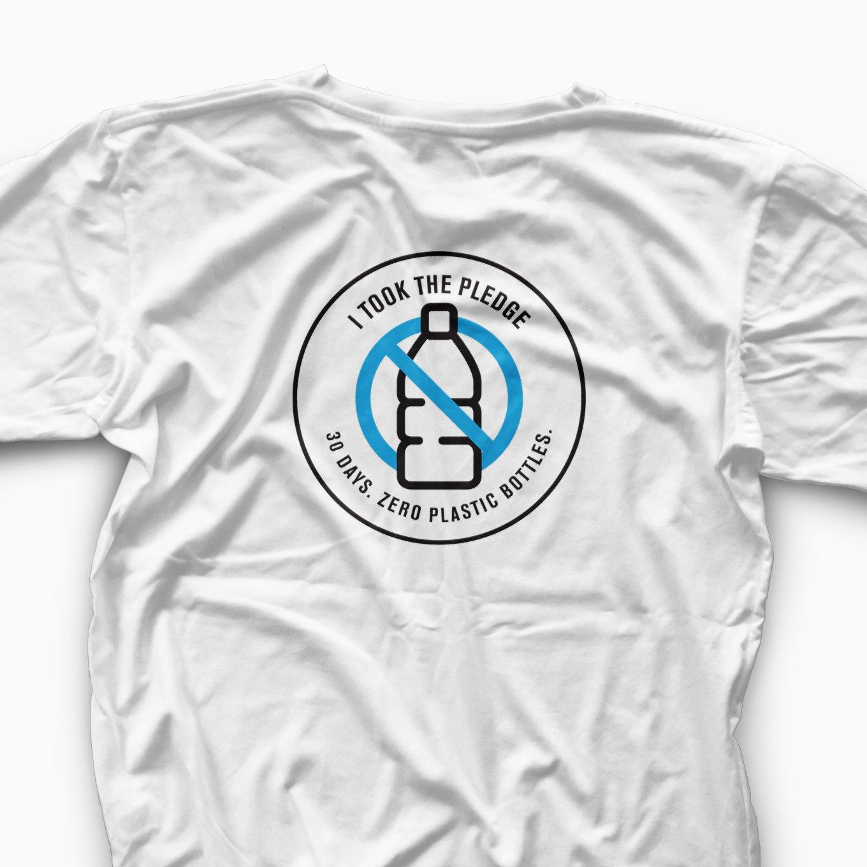 Plastic Pledge T-Shirt