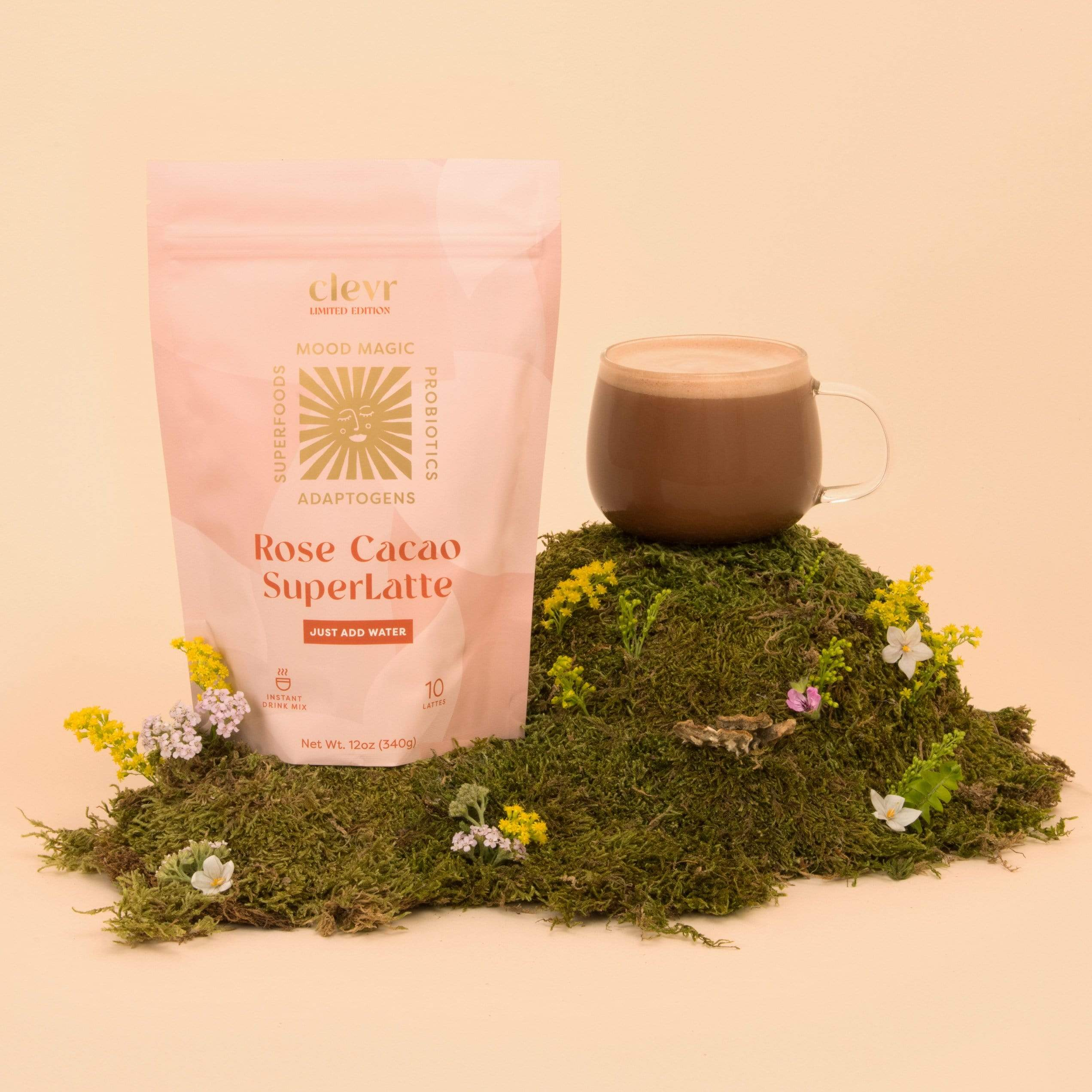 Rose Cacao SuperLatte