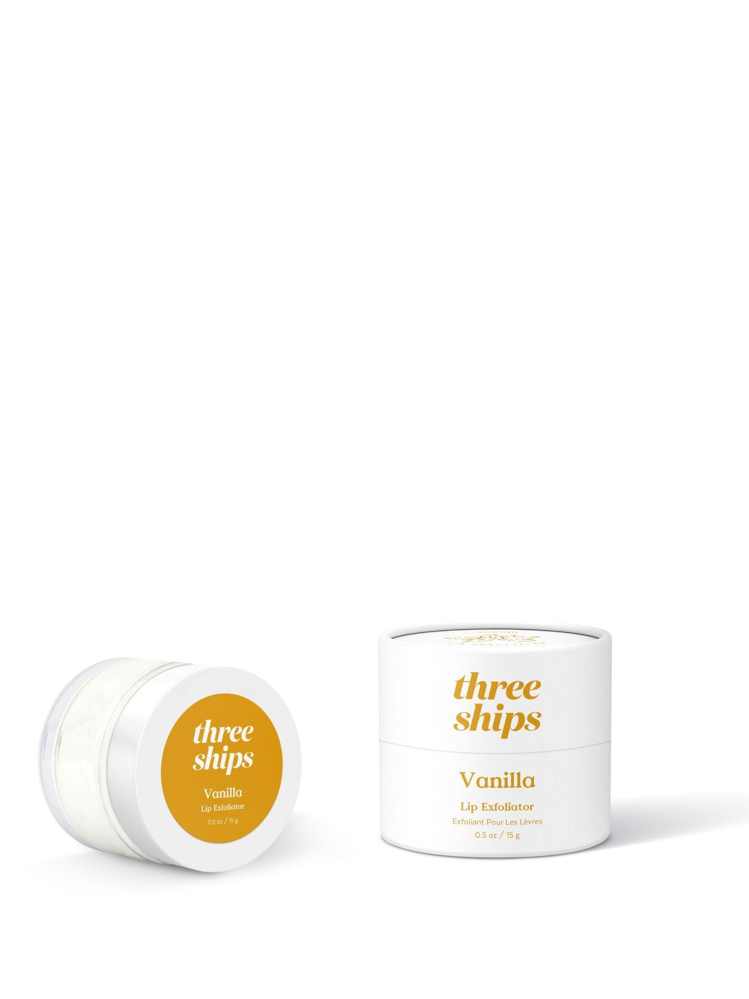 Vanilla Lip Exfoliator