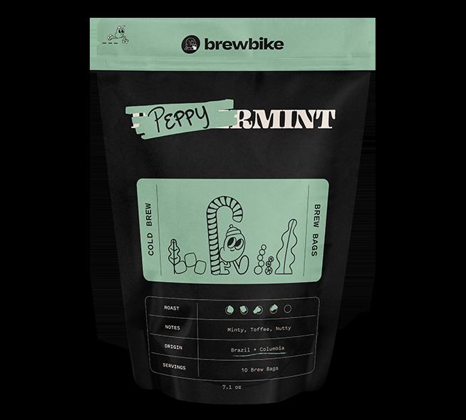 Peppermint Brew