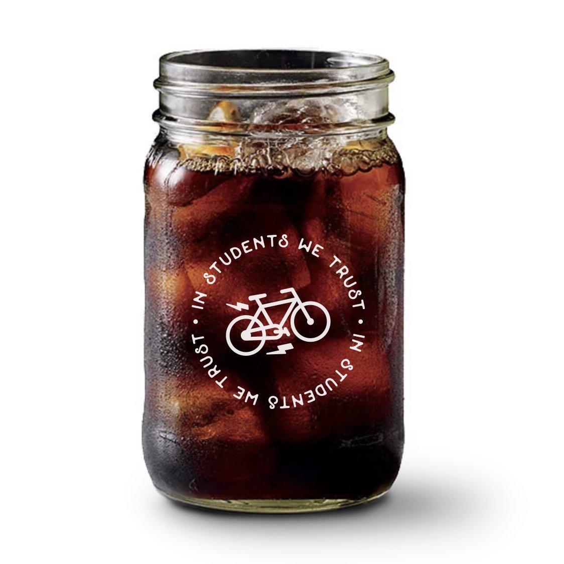 Single-Serve BrewBike Jar