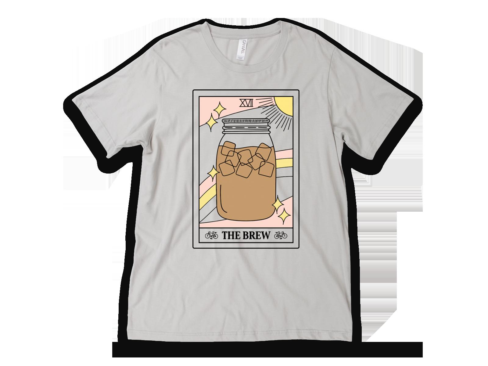 The Brew Tee (Stitch x BrewBike)