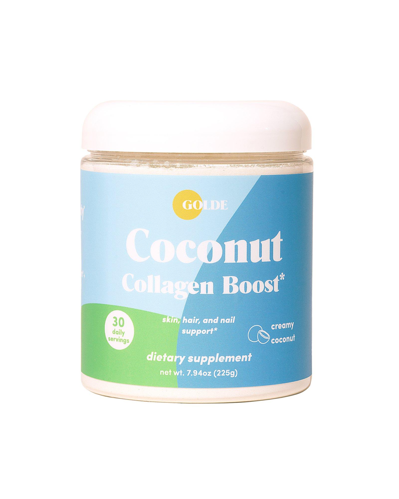 Coconut Collagen Boost