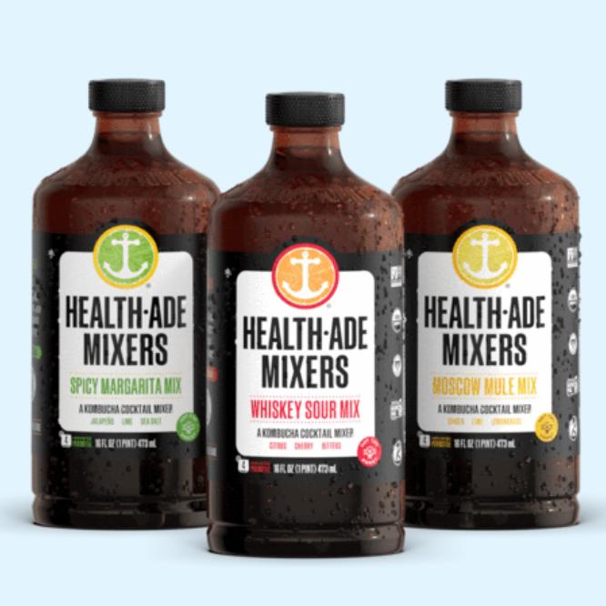 Just Add Spirit! Mixers Variety Pack