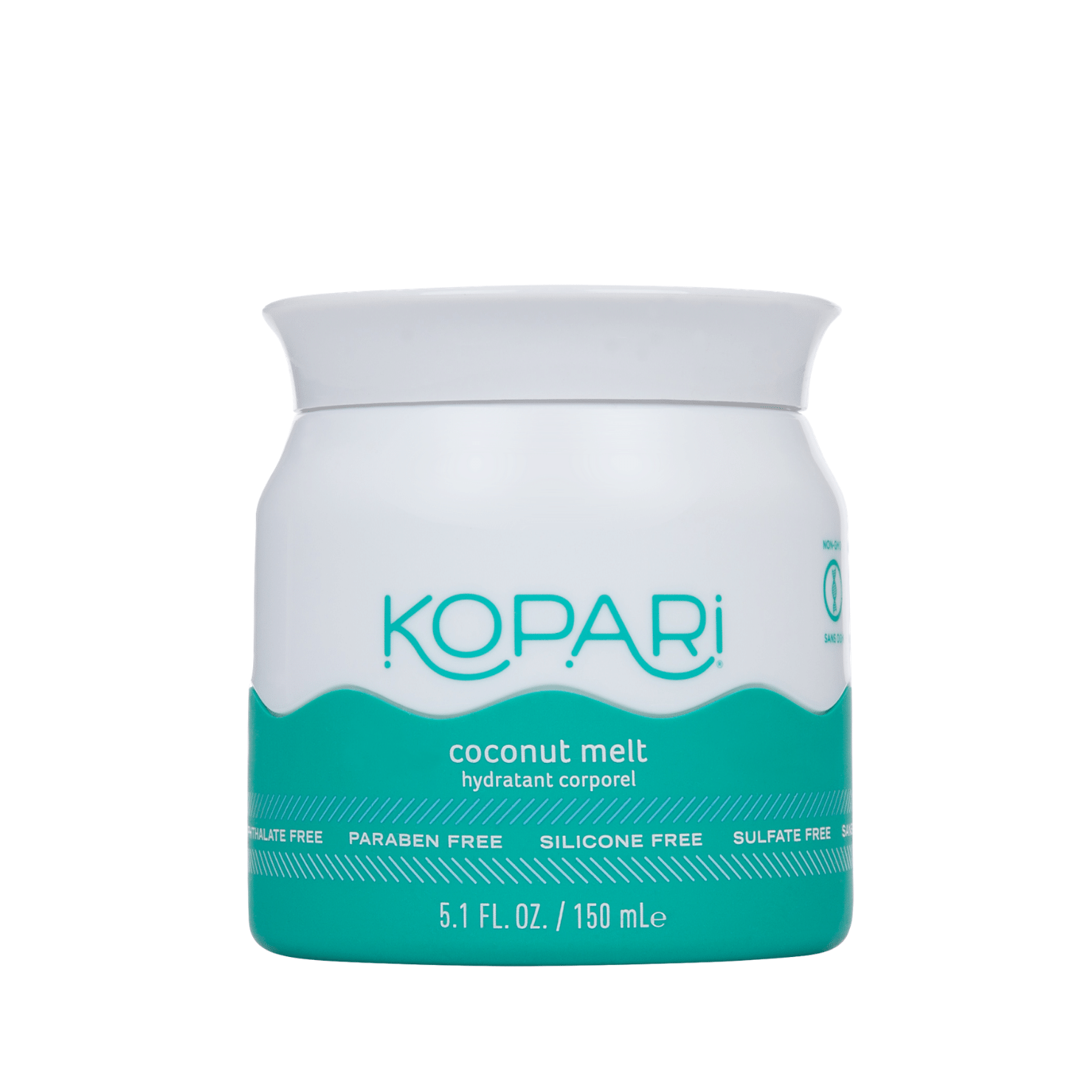 100% Organic Coconut Melt