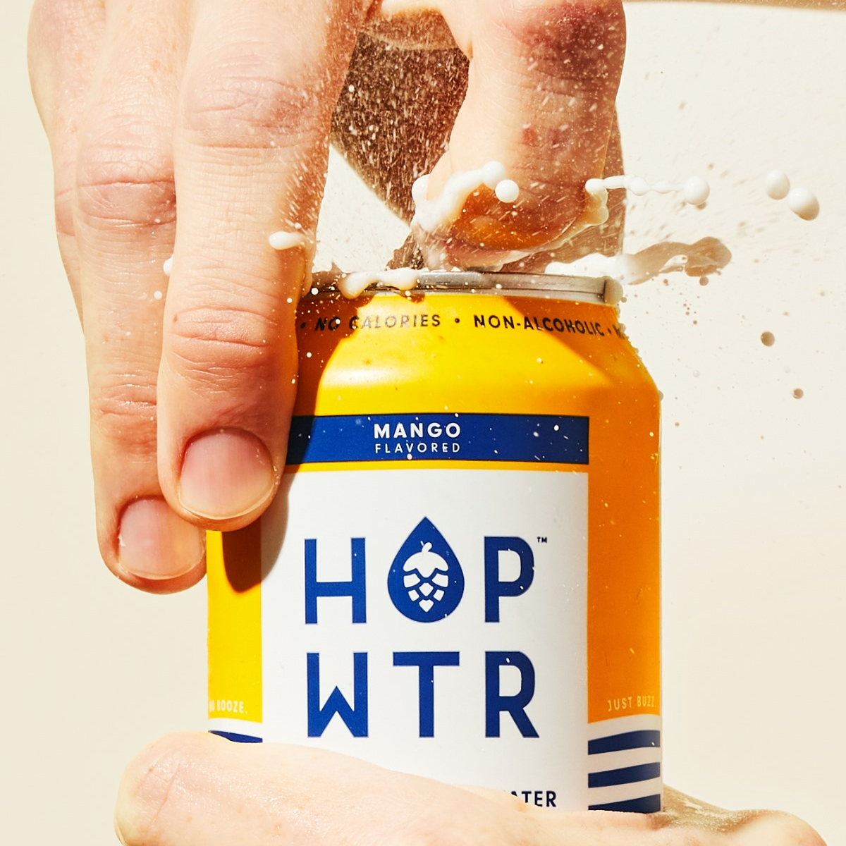 Hopped Sparkling Water | Mango