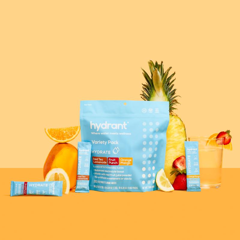 Hydrate Sunshine Variety Pack