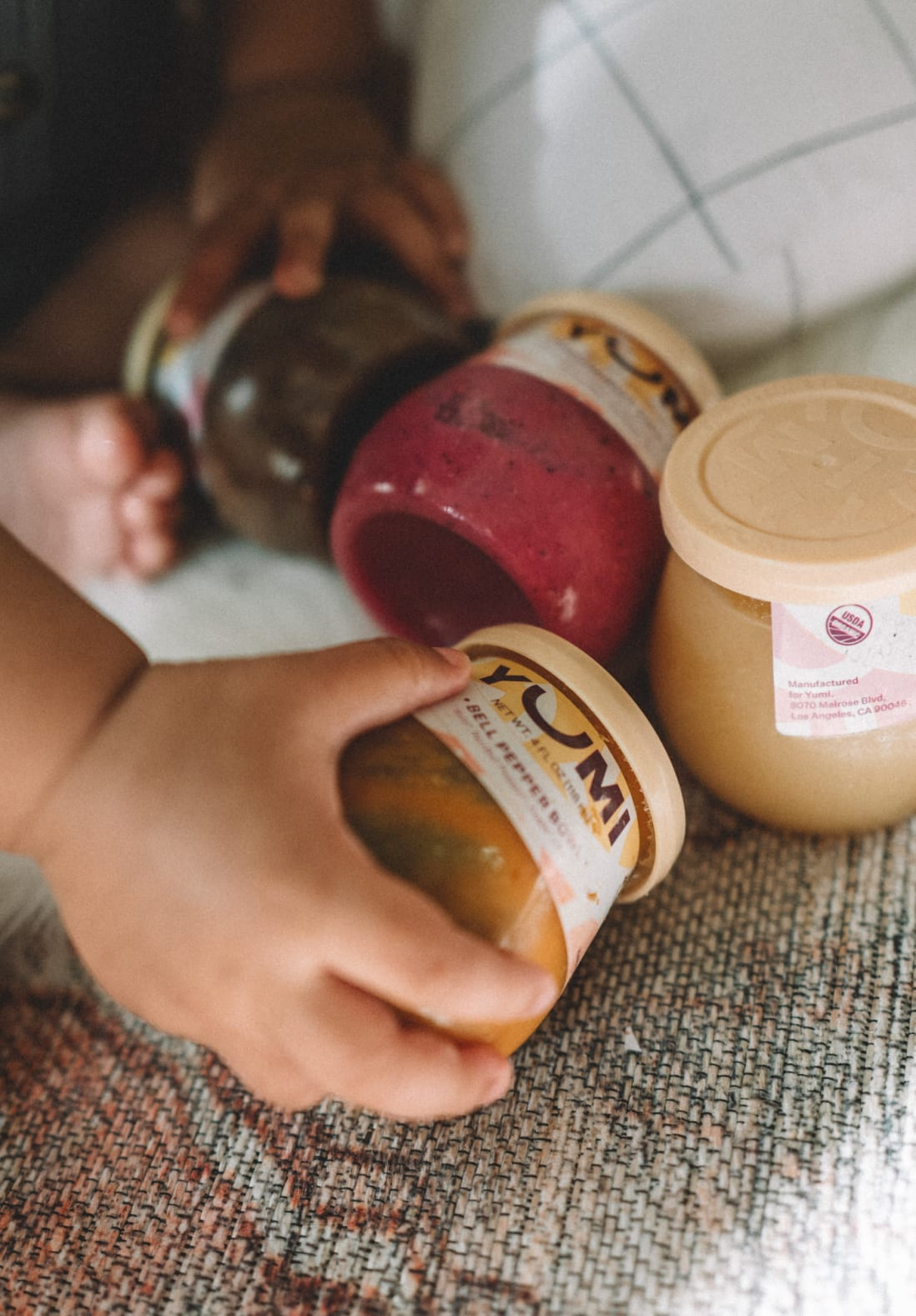 21 Jar/Week Organic Baby Food