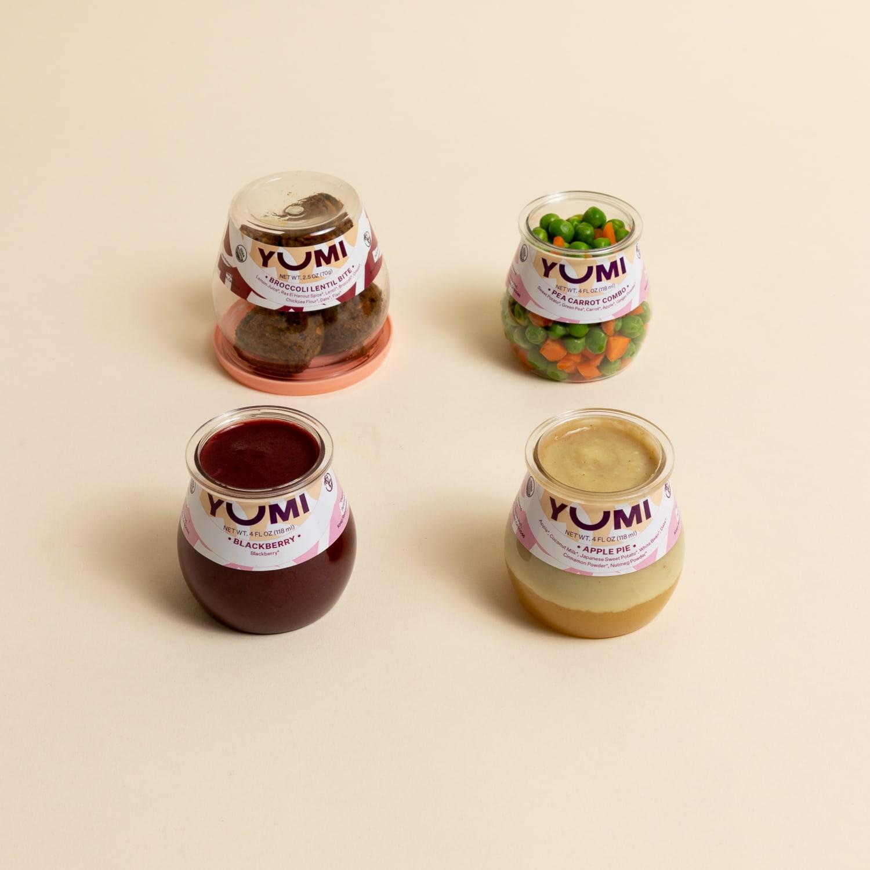 14 Jar/Week Organic Baby Food