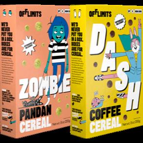Dash + Zombie Variety Pack - 2 pk