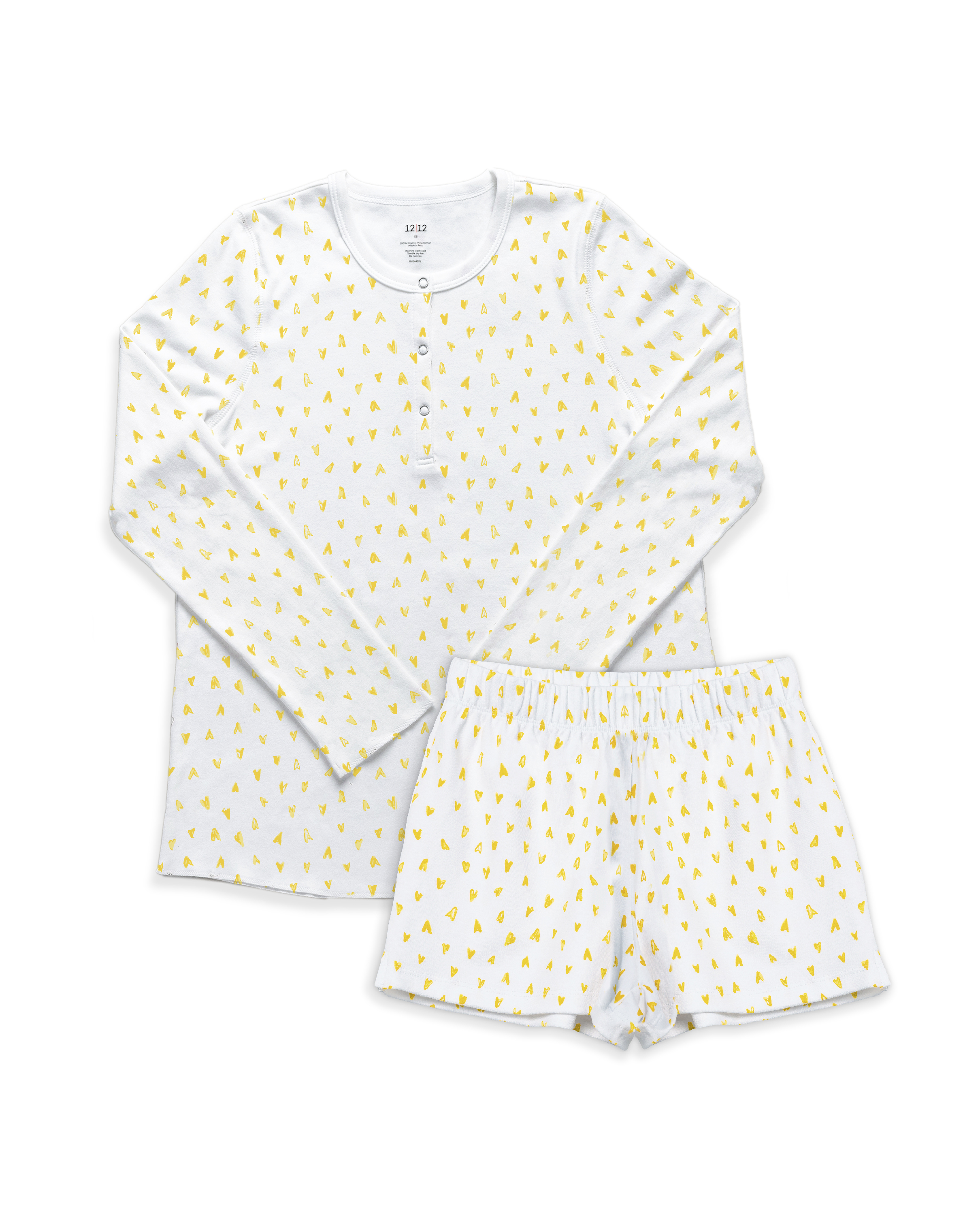 Mama | Me Pajama Set with Shorts