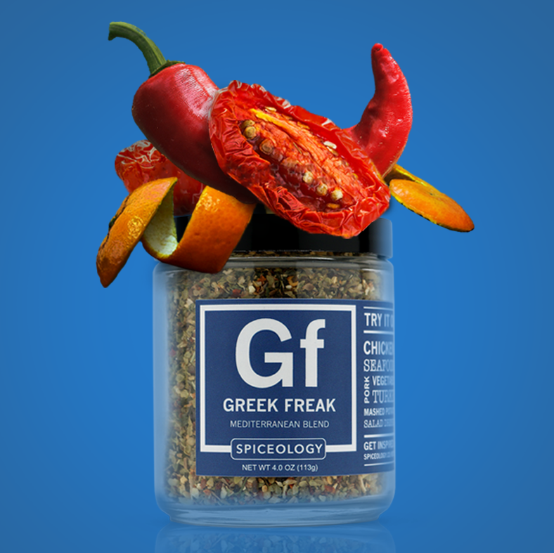 Greek Freak Mediterranean Seasoning