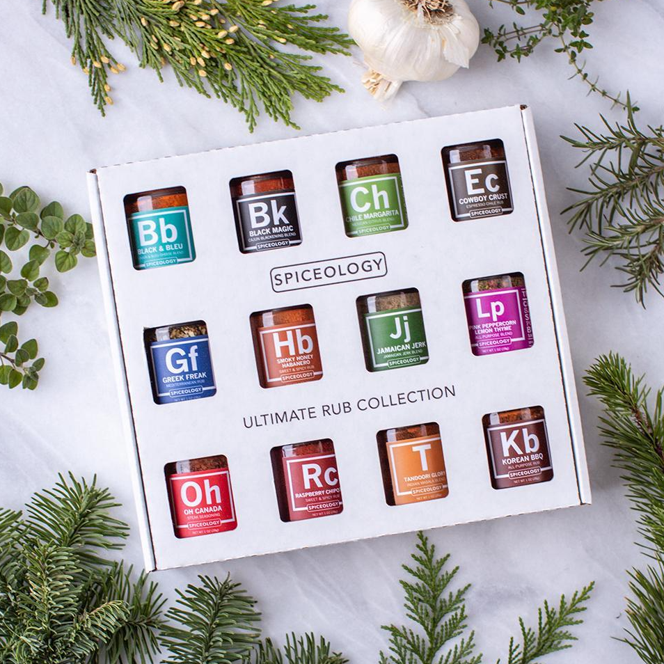 The Ultimate Rub Collection, 12 Pack