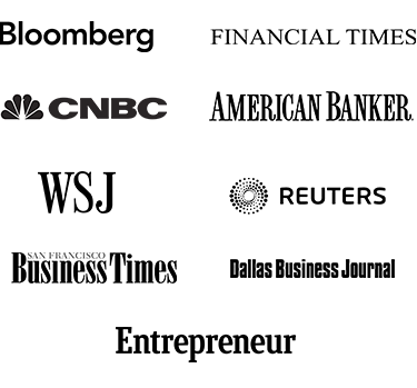 In the news Bloomberg, Financial Times, Wall Street Journal, NBC, Reuters and more