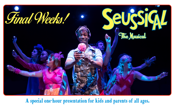 Final Weeks of Seussical the Musical!