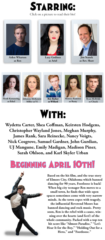 Beginning April 10th