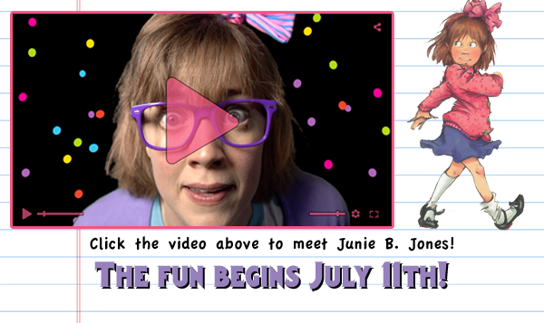 Meet Junie B. Jones