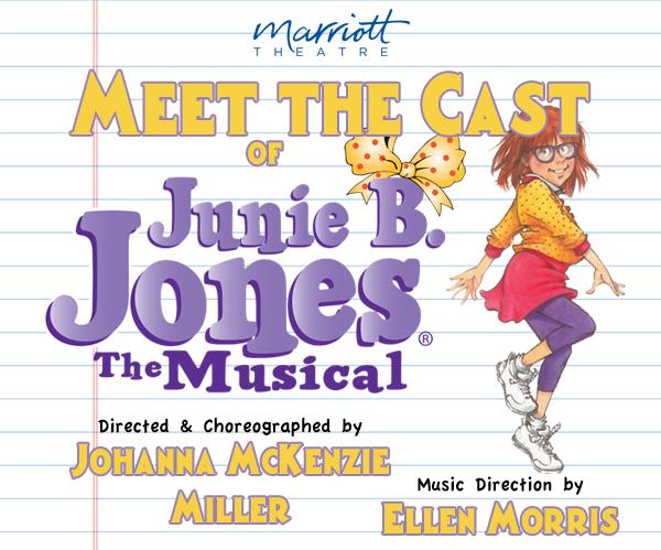 Meet the cast of Junie B. Jones!
