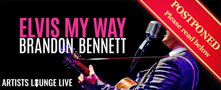 Elvis My Way starring Brandon Bennett