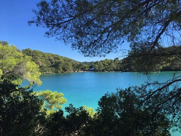 Mljet Lake