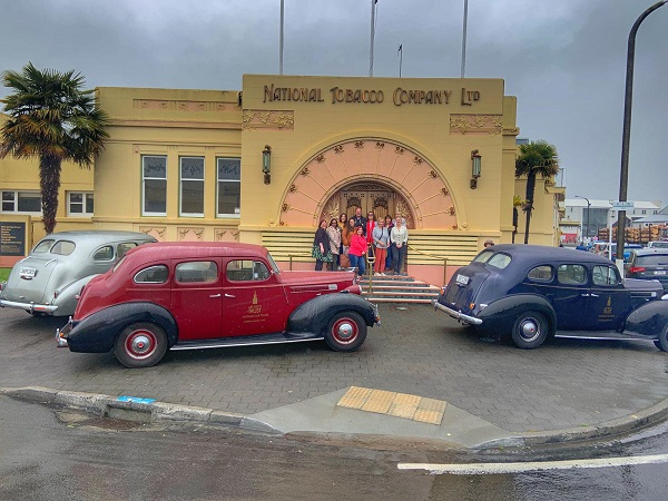 Napier Art Deco Tour